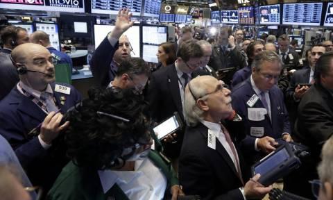 Χρηματιστήριο Νέας Υόρκης: Τρίτη συνεχόμενη μέρα ανόδου στη Wall Street