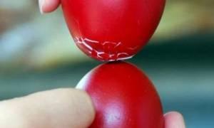Γιατί τσουγκρίζουμε κόκκινα αυγά το Πάσχα;