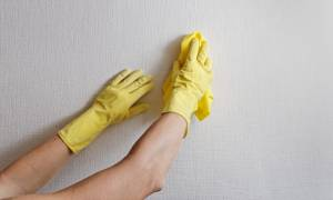 Βρώμικοι τοίχοι στο σπίτι; Δες πώς θα τους καθαρίσεις με απλά υλικά!