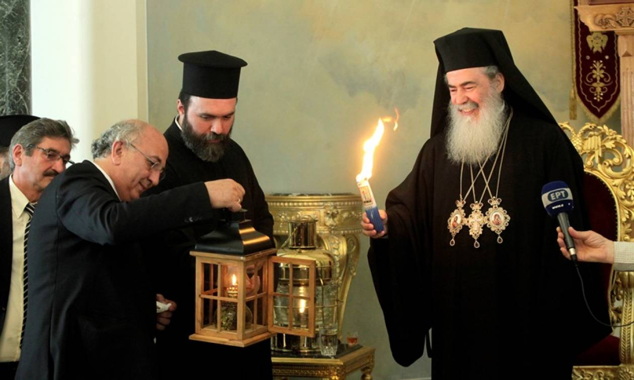 Πάσχα 2018: Πότε θα φτάσει στην Ελλάδα το Άγιο Φως