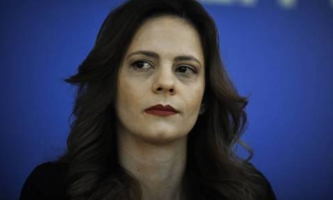 Αχτσιόγλου: Η έξοδος από τη μνημονιακή περίοδο θα μας δώσει τη νίκη στις εκλογές του 2019