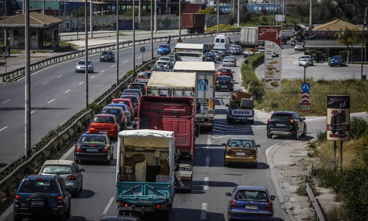 Πάσχα 2018: Κορυφώνεται η έξοδος των εκδρομέων - Εγκαταλείπουν την πρωτεύουσα οι Αθηναίοι