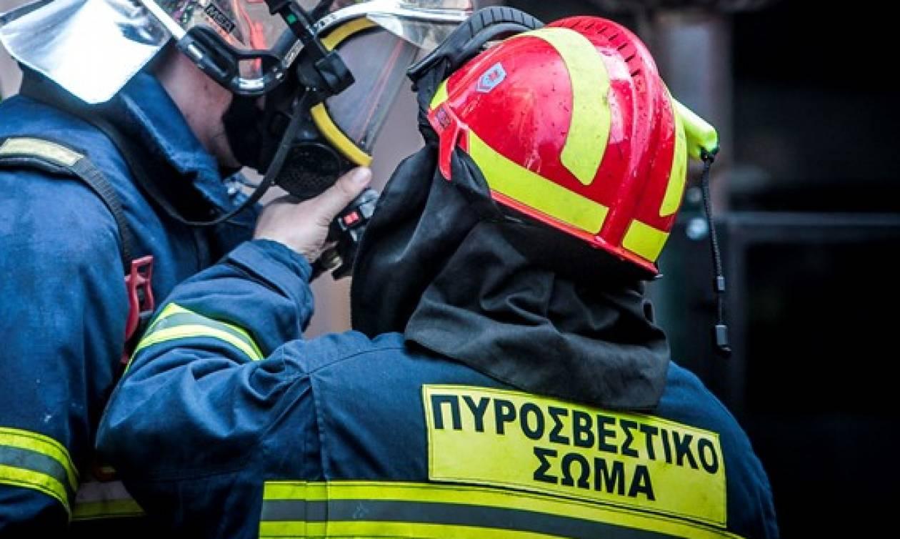 Χανιά: Συναγερμός στην Πυροσβεστική - Σπίτι τυλίχθηκε στις φλόγες