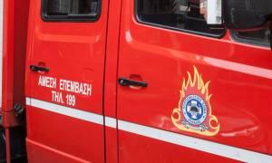 Κρήτη: Αναστάτωση στο Ηράκλειο από πυρκαγιά σε αυτοκίνητο