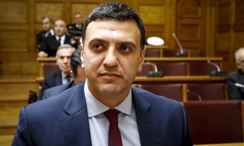 Κικίλιας: Κυβερνητική ομολογία παραίτησης στο θέμα των δύο Ελλήνων στρατιωτικών