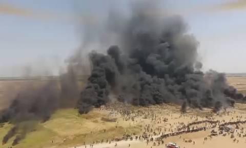 Death toll rises in Gaza border protests