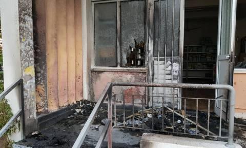 ΑΙΣΧΟΣ: Έκαψαν το Κοινωνικό Παντοπωλείο - Έκκληση για τρόφιμα (Pics)