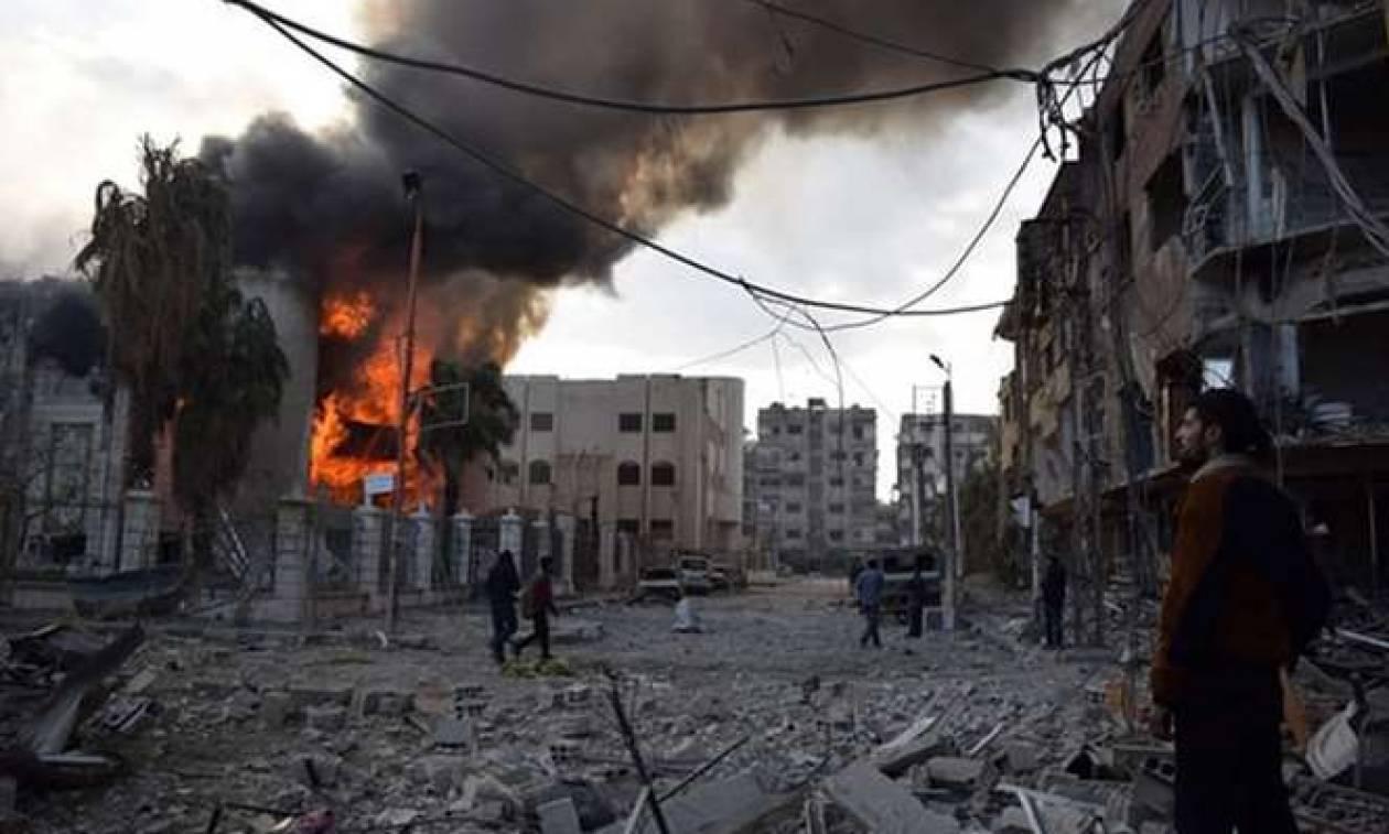 Συρία: Υποψίες για φρικτή επίθεση με χημικά στην Ντούμα