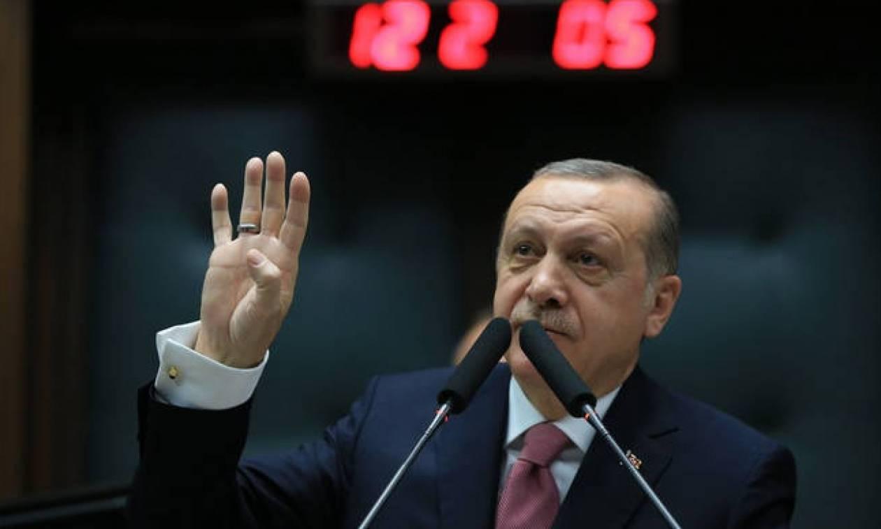 Τη Βρετανία θα επισκεφτεί ο Ερντογάν
