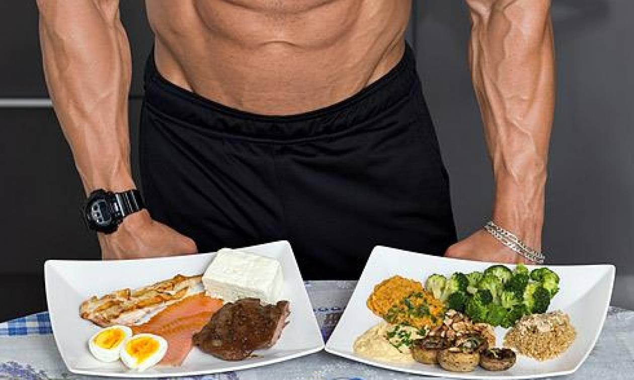 Τι πρέπει να τρώμε πριν και μετά την προπόνηση