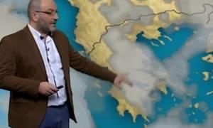 Αστατος και πιο ψυχρός καιρός στο β' 15νθήμερο του Απρίλη. Η εκτίμηση του Σάκη Αρναούτογλου (photos)