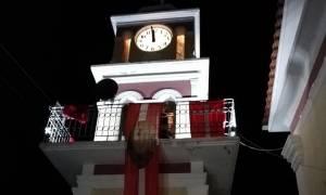 Σε εκκλησία της Κεφαλονιάς κράτησαν θέση για τους δύο Έλληνες στρατιωτικούς