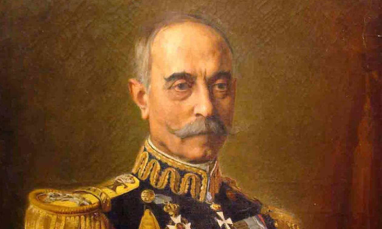Σαν σήμερα το 1855 γεννήθηκε ο Πρόεδρος της Δημοκρατίας Παύλος Κουντουριώτης