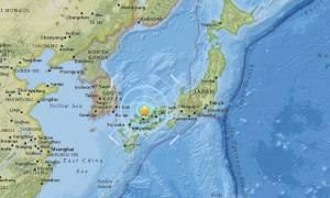 Σεισμός 5,6 Ρίχτερ με τέσσερις τραυματίες στην Ιαπωνία