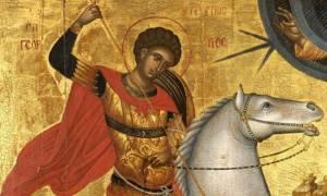 Αγίου Γεωργίου: Πότε γιορτάζουν φέτος οι Γιώργηδες και οι Γεωργίες