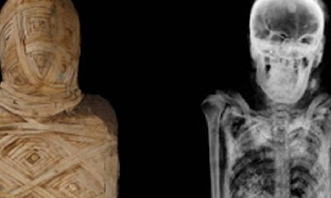 Λύθηκε το... μυστήριο της αιγυπτιακής μούμιας των 4.000 χρόνων!