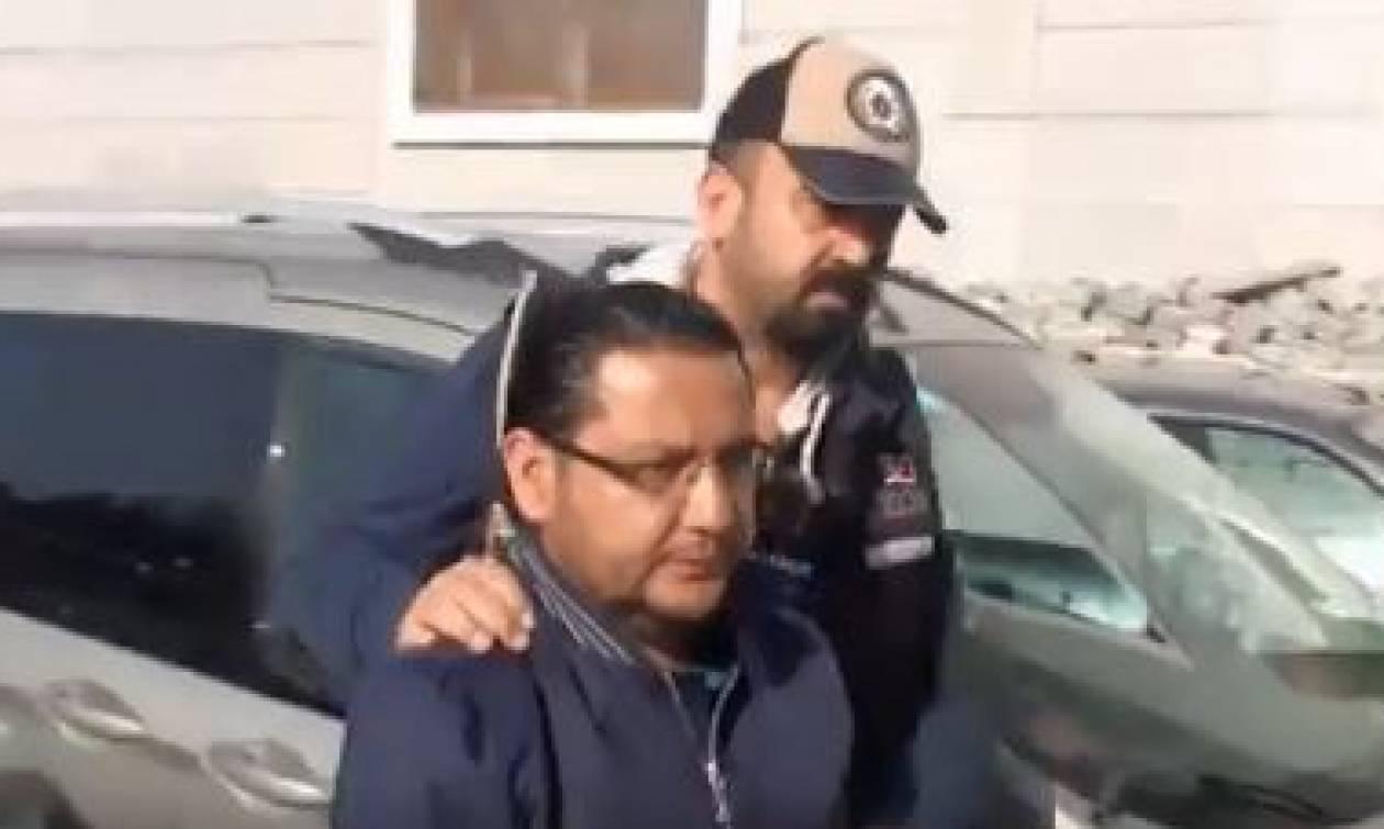 Συνελήφθη Τούρκος ιμάμης σε σκάφος με ελληνική σημαία