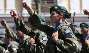 «Αύξηση θητείας, προσλήψεις ΕΠ.ΟΠ. και εθελοντική στράτευση γυναικών»