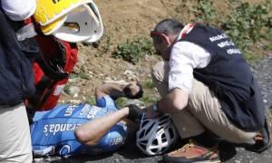 Βίντεο - σοκ: Η στιγμή που ποδηλάτης καταρρέει και χάνει τη ζωή του κατά τη διάρκεια αγώνα