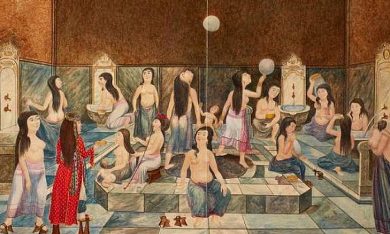 Σεξ ακόμα και σε τάφο! Ακατάλληλες εικόνες «φωτιά» από τα όργια στην Οθωμανική Αυτοκρατορία