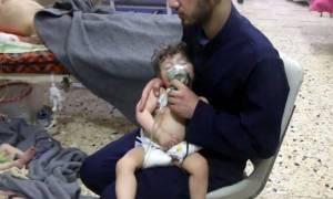 Επίθεση με χημικά στη Συρία: Νέα σενάρια για χρήση του αερίου «σαρίν» - Μαίνονται οι αντιδράσεις
