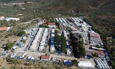 Violence reported at Moria hotspot late Monday