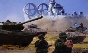 Πόλεμος Ελλάδας – Τουρκίας: Τι θα συμβεί τις πρώτες 24 ώρες (vid)