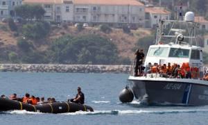 Περισσότεροι από 600 πρόσφυγες έφτασαν στα νησιά του βορείου Αιγαίου τις ημέρες του Πάσχα