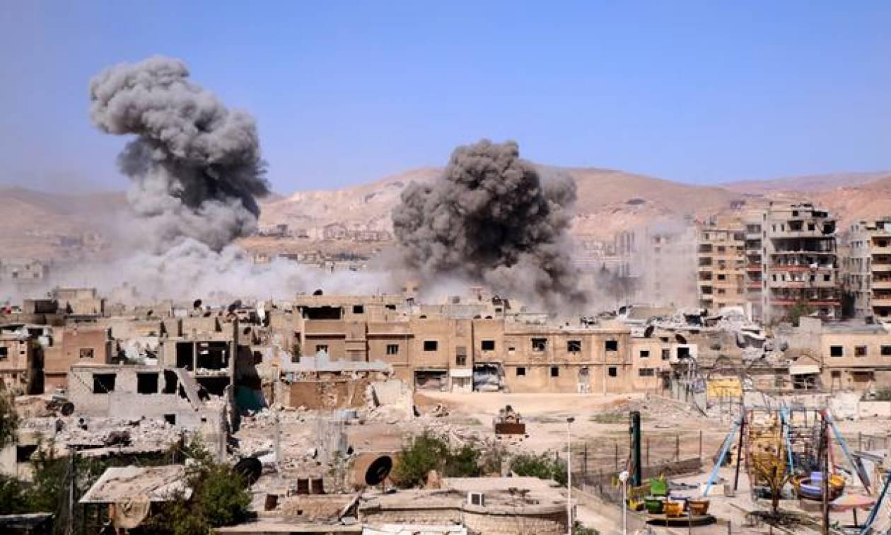 «Μπαλάκι» οι ευθύνες για τις θηριωδίες στην Ντούμα – Η διεθνής κοινότητα αναζητά τον ένοχο