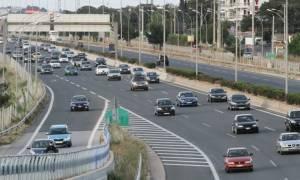 ΤΩΡΑ: Γεμίζει και πάλι η Αθήνα - Αυξημένη η κίνηση στην Εθνική Οδό