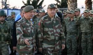 Αρχηγός Ενόπλων Δυνάμεων Τουρκίας: Δεν θα επιτρέψουμε τετελεσμένα σε Αιγαίο και Κύπρο