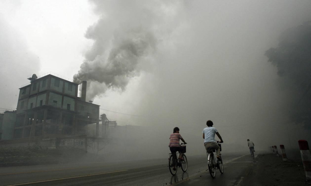 Κίνα: Όσοι ρυπαίνουν θα πληρώνουν περιβαλλοντικό φόρο