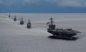 Κόκκινος συναγερμός: Σύννεφα πολέμου πάνω από την ανατολική Μεσόγειο