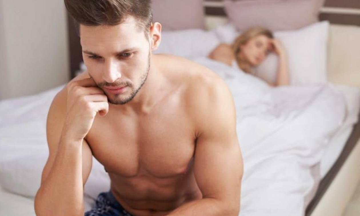 Δείτε το νέο μυστικό για μεγαλύτερη διάρκεια στο κρεβάτι!