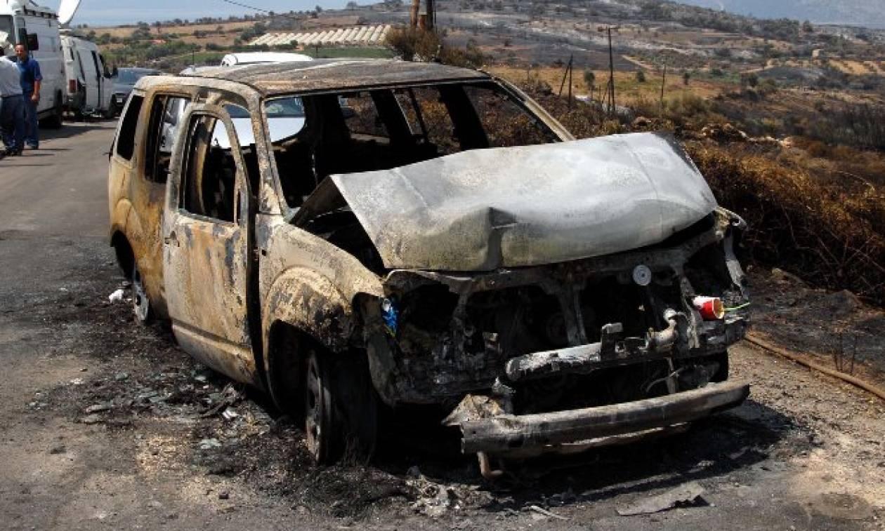 Αιτωλοακαρνανία: Αυτός είναι ο άνδρας που βρέθηκε απανθρακωμένος στο αυτοκίνητό του