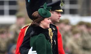 Η Kate Middleton γεννάει από στιγμή σε στιγμή;