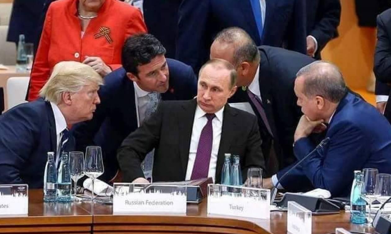 Τουρκία σε Τραμπ, Πούτιν: «Άντε λοιπόν, εκτοξεύστε τους πυραύλους σας να σας δούμε!»