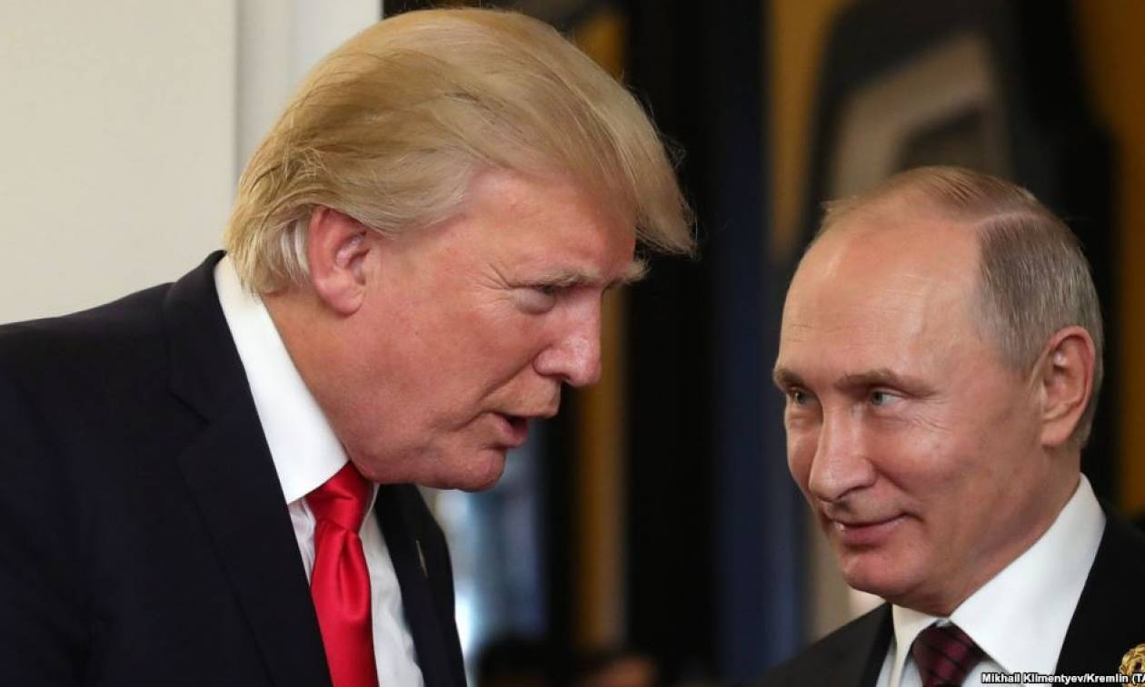 Πούτιν και Τραμπ ρίχνουν τους τόνους για Συρία αλλά το Κρεμλίνο... ειρωνεία: Δεν είμαστε του Twitter