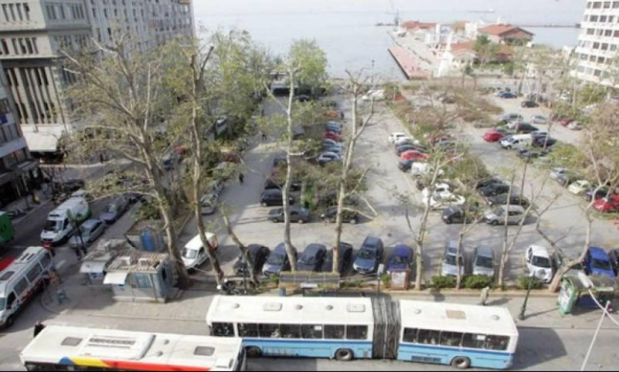 Θεσσαλονίκη: Προκηρύχτηκε ο διαγωνισμός για την ανάπλαση της πλατείας Ελευθερίας