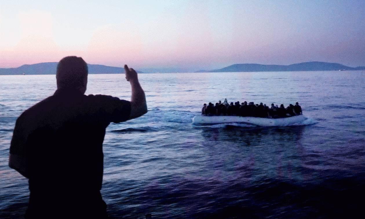 Στην Αττική 42 από τους 66 μετανάστες που εντοπίστηκαν κοντά στις ακτές της Ηλείας