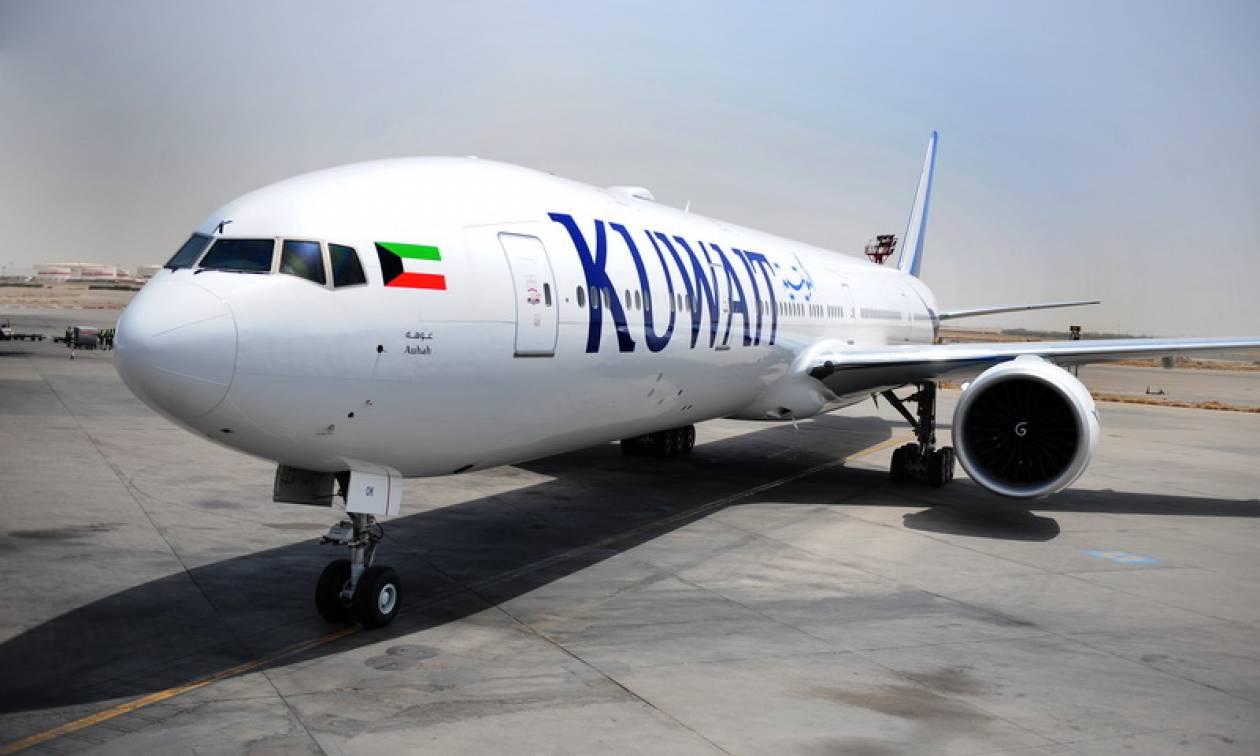 Αποφεύγει τη Συρία η Kuwait Airways - Αναστέλλει όλες τις πτήσεις προς τη Βηρυτό
