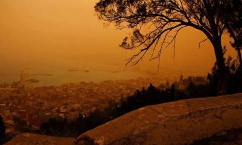 Καιρός τώρα: Με ηλιοφάνεια και ζέστη η Πέμπτη - Νέο κύμα σκόνης θα «πνίξει» τη χώρα (pics)
