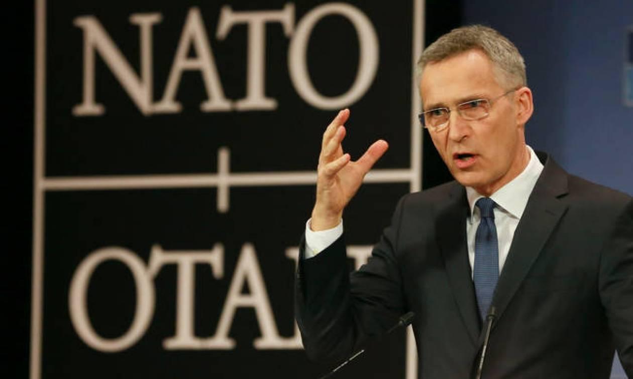 Εκτάκτως στην Τουρκία μεταβαίνει ο Γενικός Γραμματέας του ΝΑΤΟ Γενς Στόλτενμπεργκ