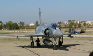 Πτώση Mirage στη Σκύρο: Αυτό είναι το αεροσκάφος που κατέπεσε