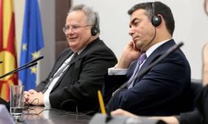 Τι συζήτησαν Κοτζιάς-Ντιμιτρόφ στην Αχρίδα