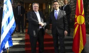 Κοτζιάς: Λιγότερα αλλά δυσκολότερα θέματα παραμένουν ανοιχτά στο Σκοπιανό