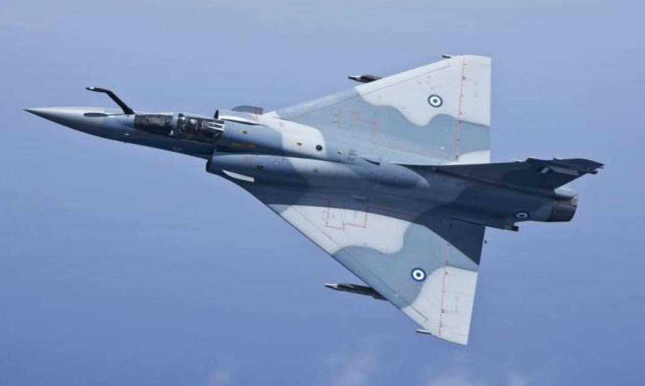 Πτώση Mirage 2000-5: Τι προκάλεσε την πτώση του ελληνικού μαχητικού