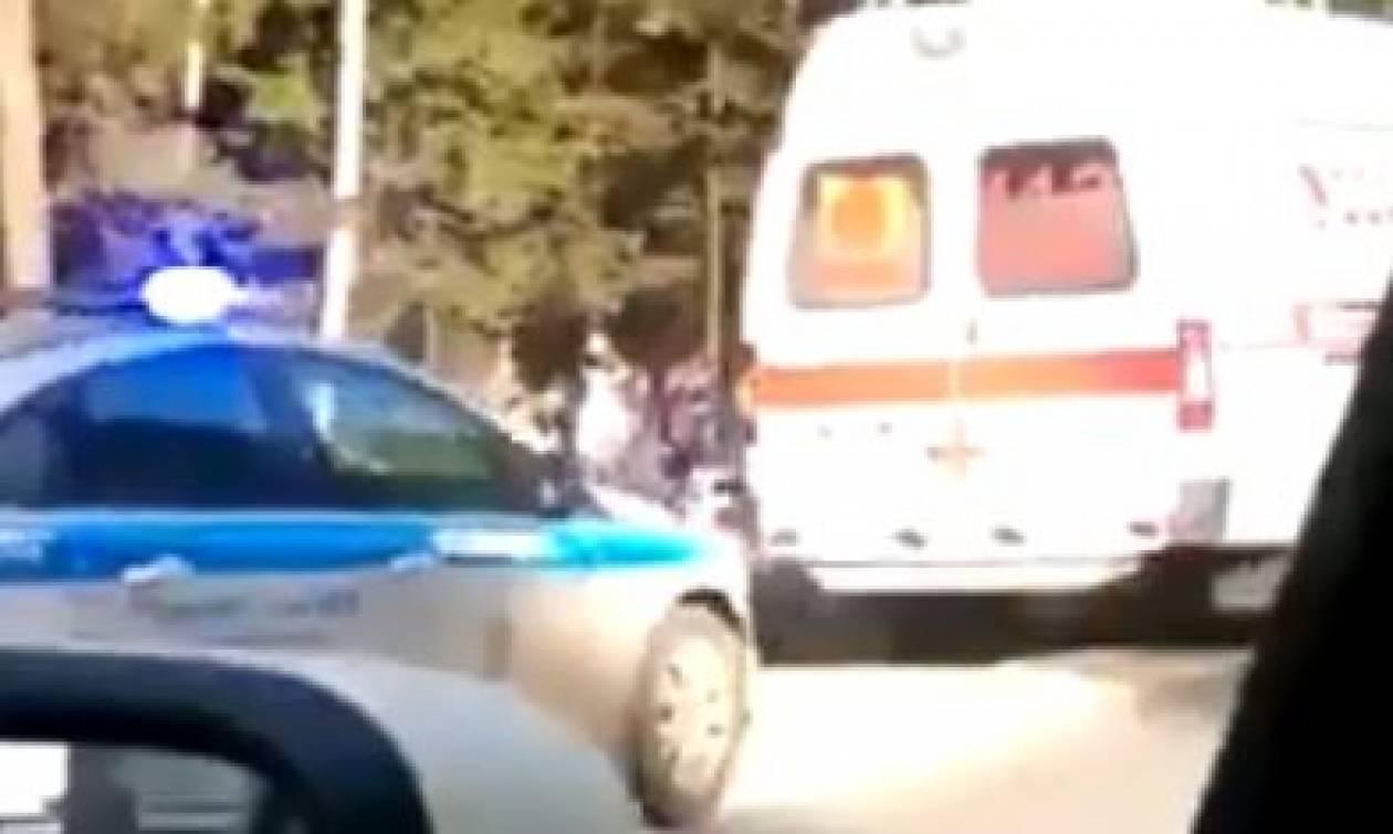 Ρωσία: Μετωπική σύγκρουση σχολικού λεωφορείου με Ι.Χ. - Ένας νεκρός και 15 τραυματίες (vid)