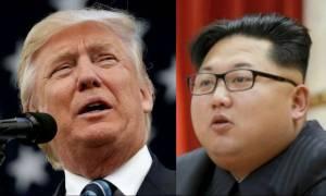 Τραμπ: Κανονίζονται συναντήσεις με τον Κιμ - Εγκώμια για Κίνα