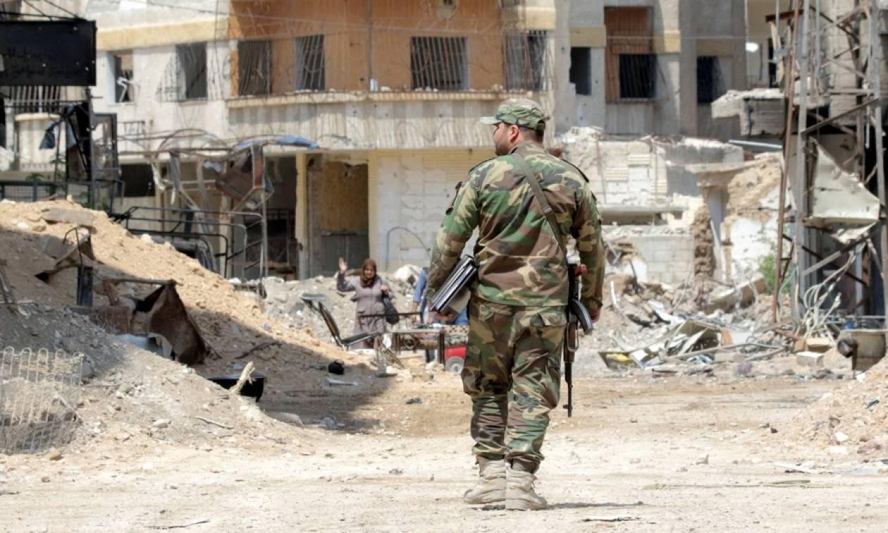 «Θετικά σε χημικές ουσίες τα δείγματα που ελήφθησαν από θύματα της επίθεσης στη Συρία»
